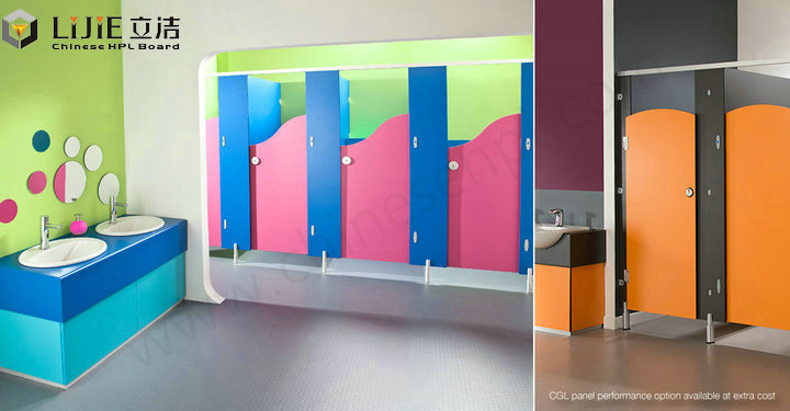 Toilet cubicle,WC Panel Systems for Washrooms
